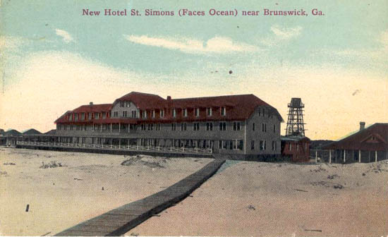 Frederica St Simons Island